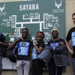 immagine con 5 soggetti del progetto GITZO LÈGENDE di Vitec Imaging Solutions